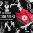 Kolaż modowych inspiracji Converse All Star