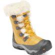 Buty na pierwsze śniegi