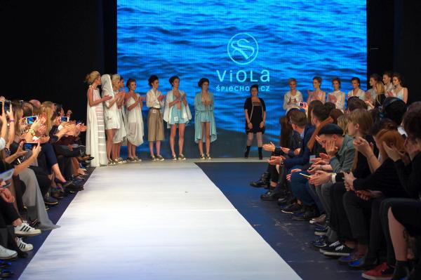 Fashion Week Poland w CNN