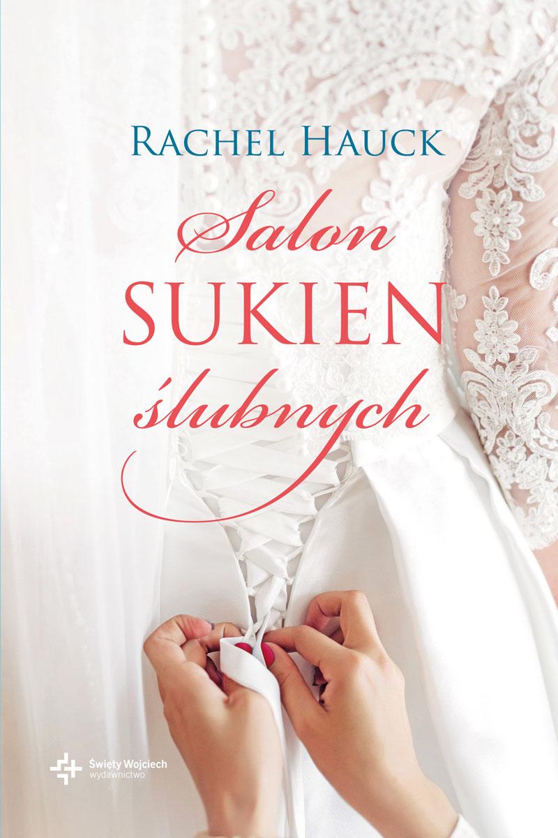 """Autorka bestselleru """"Suknia ślubna"""" powraca!"""
